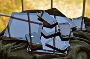 Wordpress för Android och iPhone (iOS) mobilanpassning devices 300x1992 300x199