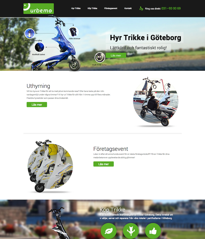 Referensprojekt – Wordpress referens hyrtrikke thumb